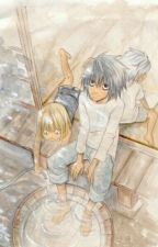 My heaven (L, Near, Mello, Matt, Watari) by -HelpOurSouls-