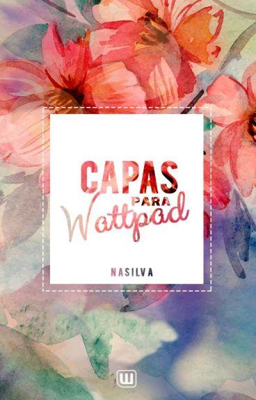 Capas para Wattpad [FECHADO] by NaSilva
