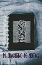 Mi Cuaderno De Notas by MySoulWantsYou
