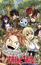 Preguntale a Fairy Tail by tamy200