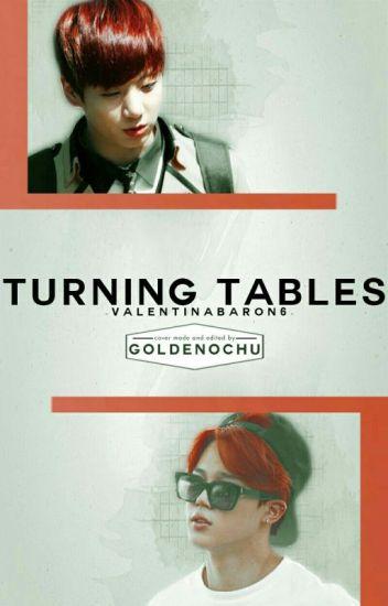 Turning Tables (Jikook) (Traducida)