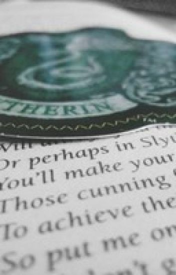 A Diary Of A Slytherin Girl..