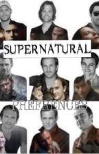 Supernatural Prefrences & Imagines by Neda101