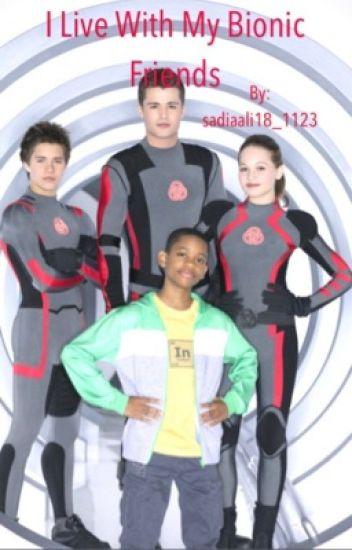 I Live With My Bionic Friends (Lab Rats: Season 1/Chase Davenport love story)