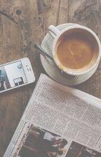 Coffee ❀ {k. minseok} by heyhxpe
