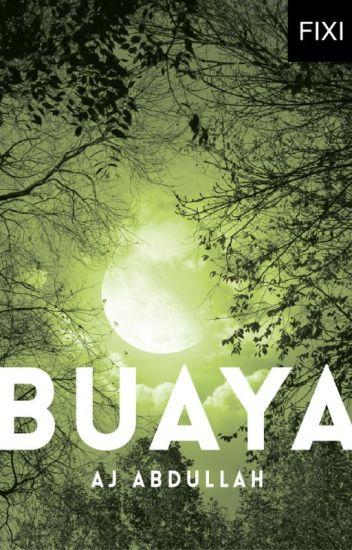 BUAYA - sebuah novel AJ Abdullah