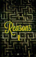 Reasons. |TheMazeRunner| by Pau16Books