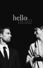 Hello by distressedwriter