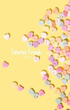 Internet Friends? || Jeongcheol by hoshihoe