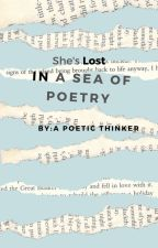 She's lost In A Sea Of Poetry by APoeticTeenager