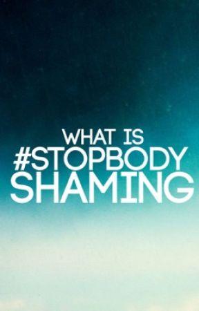 What Is #StopBodyShaming by StopBodyShaming