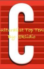 Culturalist Top Tens by klidio