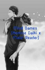 Mind Games (Aomine Daiki x Male! Reader) by whatpaduzer45