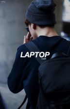 laptop + p.jm by taejikookr