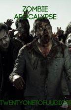 Zombie Apocalypse (Tofuudiger) (BoyxBoy)  by RaeAnnisapancake