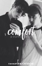 Comfort (Tronnor AU) by connorfrantaisvogue