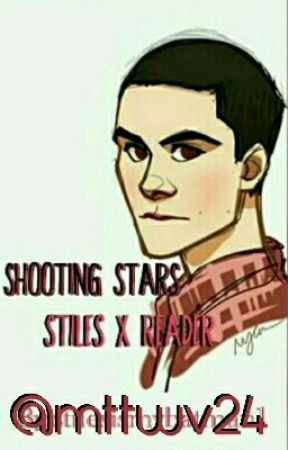 Shooting Stars (Stiles x Reader) by mttwv24