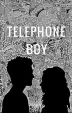 Telephone Boy  by high-on-food