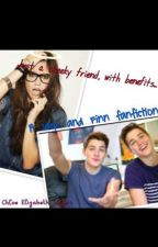 Just a cheeky friend, with benefits (A Jack and Finn fanfiction) by ChloeElizabethTaylor
