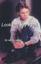 Look into my eyes (Jonathan Brandis) by white-sides