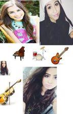 Teenage Traveling Musician (Lauren Cimorelli story) by Mermaid_Cim