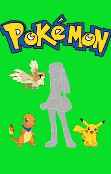 Pokemon reader insert (Season 1)