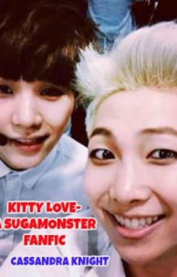 Kitty Love- A SugaMonster Fanfic (SugaMonster) (JinKook) (AOA Jimin)