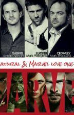 Sobrenatural & Marvel love one-shots by Zoetisa