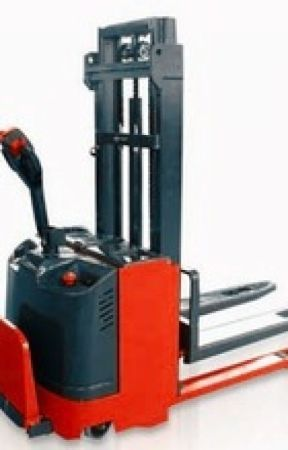 Battery Operated Stacker Manufacturer in India - Hydraulic