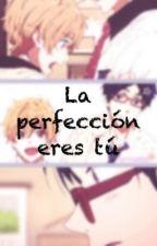 La perfección eres tú || One-Shot (ReiGisa) by AmazingHaru_