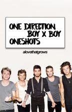 one direction - boyxboy oneshots by alovethatgrows