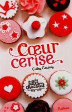 Coeur cerise by lucyrabiteau