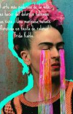 Frida Khalo by FridaKah