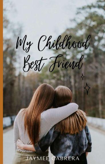 My Childhood Bestfriend (girlxgirl) SPG (editing)