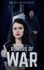 Rumors of War || The First Avenger by SaveTheBrooklynBoys