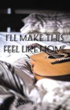 I'll make this feel like home | [L.S. One Shot] by colourrying