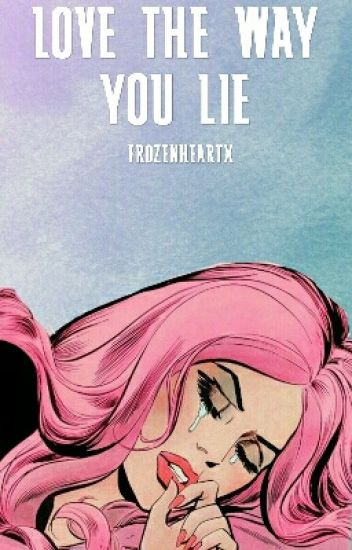 Love the way you lie ➳ jb {os}