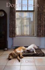 Dog friends by HDOtton
