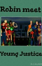 Robin meet Young Justice (Young Justice Fanfiction) by thisnerdylife