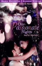 MaNan FF Our Passionate Nights by NikkiDolly7