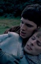 Defenceless (Merlin Fanfiction) by boonon-pd