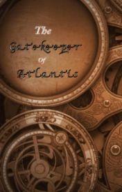 The GateKeeper of Atlantis by SteampunkSpider