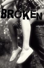 Broken  by softballninja7