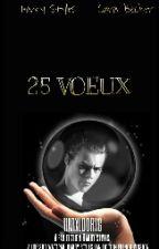 25 voeux by harxlddrxg