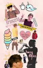 Stupid Larry (with Niall too ) by Nightmare_larry