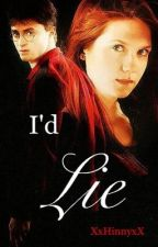 I'd Lie (Hinny) by XxHinnyxX