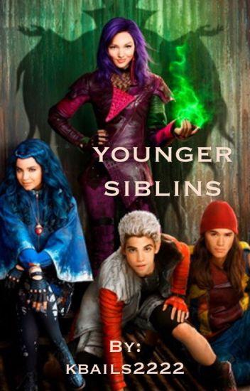 Younger Siblings (Disney Descendants) - Bailey - Wattpad