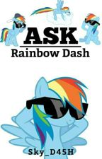 Ask Rainbow Dash by Sky_D45H