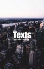 Texts • jb by wondermxlum
