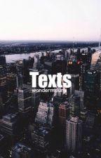 Texts • jb by wondermxlum